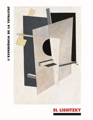 catalogue exposition pedrera lissitzky