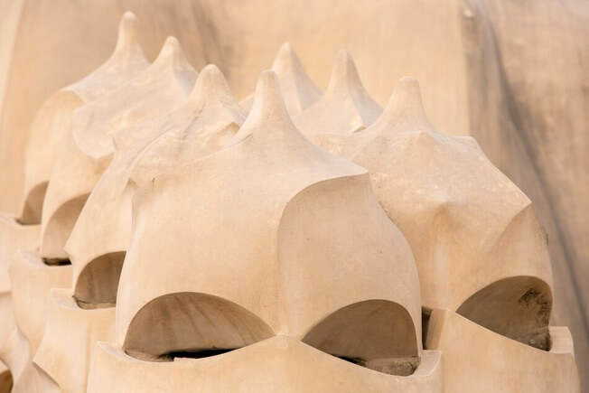 visit altre pedrera rooftop warriors