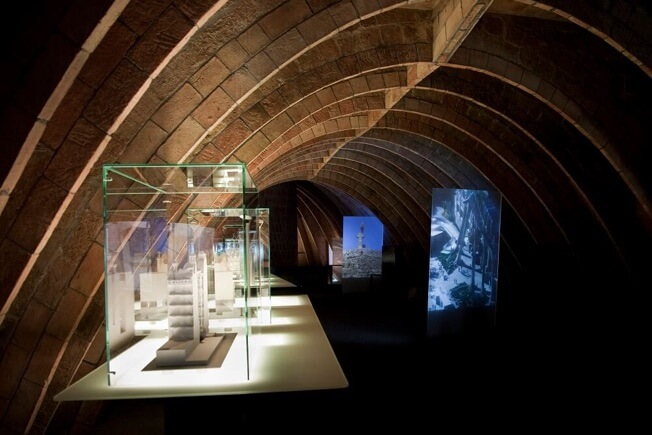 visit pedrera awakening attic nature