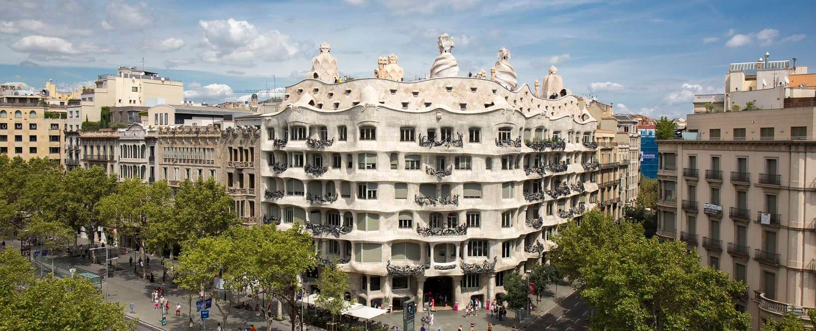 proof home la pedrera casa mila barcelona