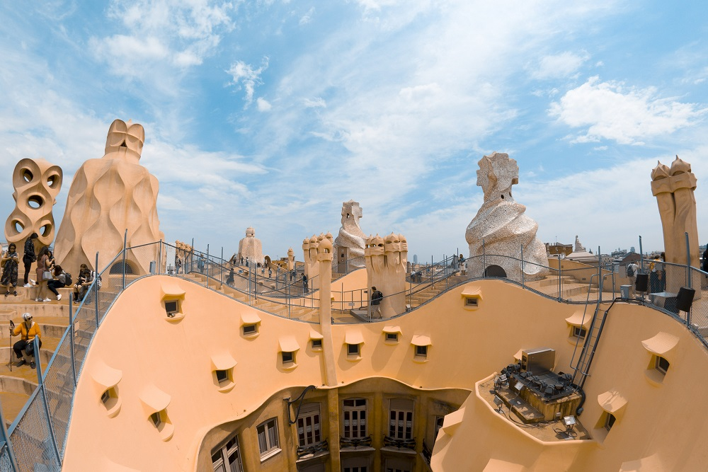 Ten Reasons Why You Should Visit Casa Mila