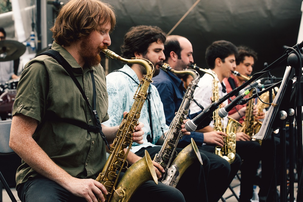 SuperSax Project - La Pedrera Jazz