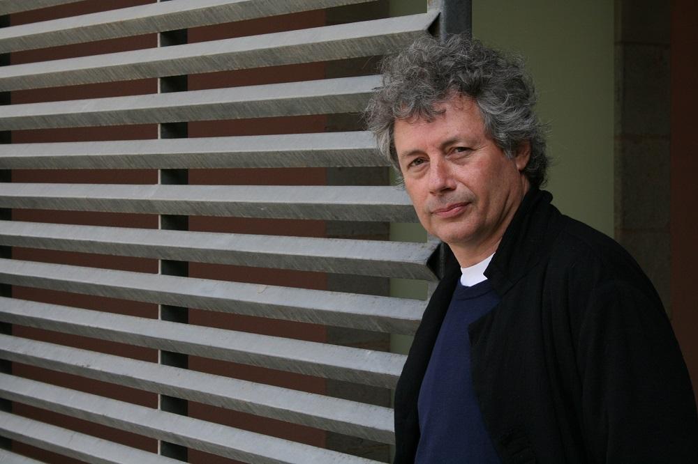 Alessandro Baricco Converses a La Pedrera