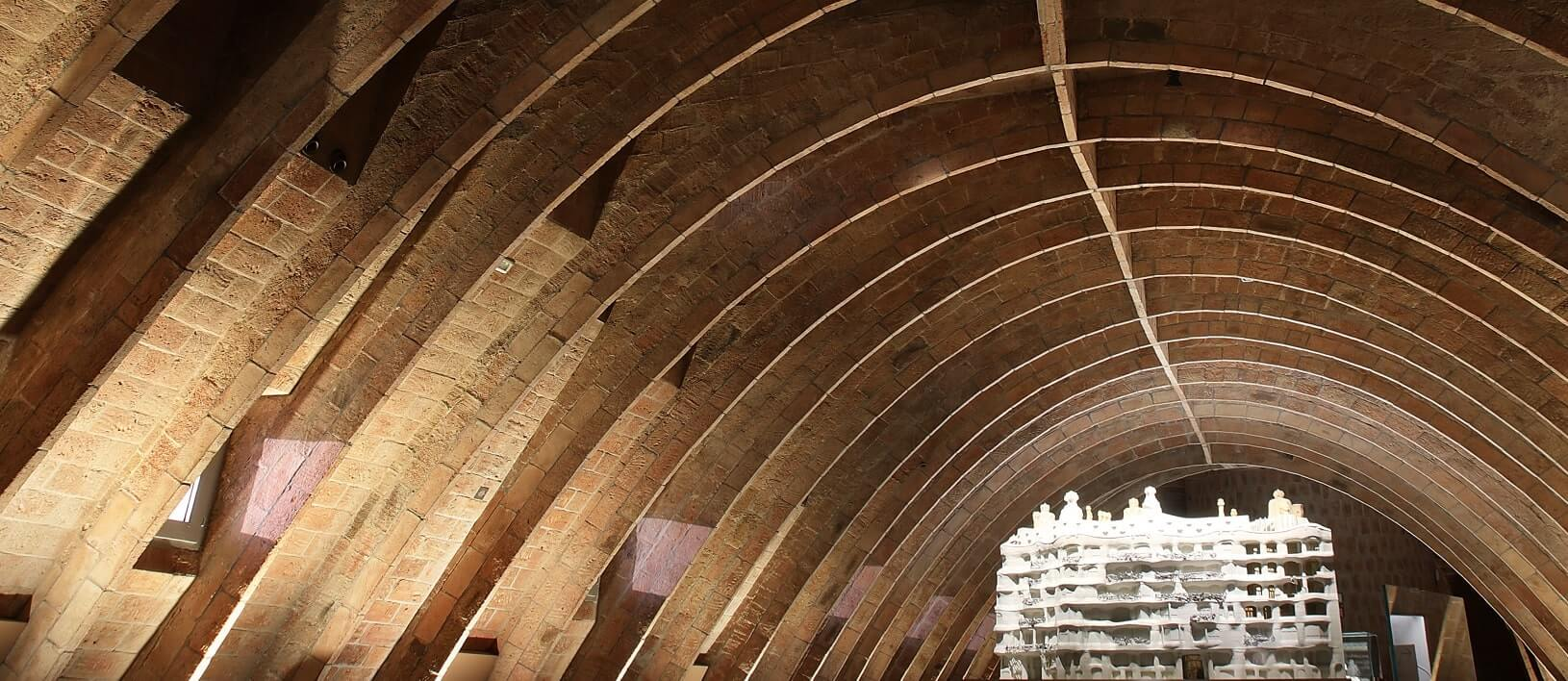 Casa Mila Barcelona - The Whale Attic