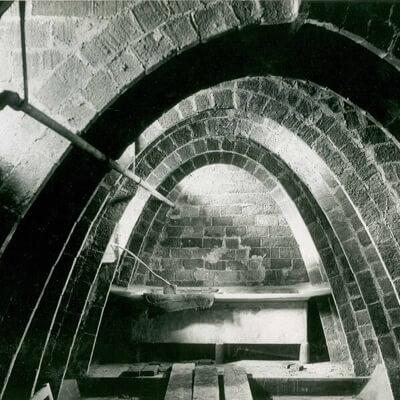 arquitectura pedrera arcs centenaris gaudi
